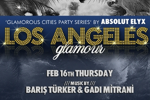 Los Angeles Glamour @ W Lounge By Absolut Elyx