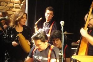 Luis Ernesto Gomez y LA DESCARGA Band
