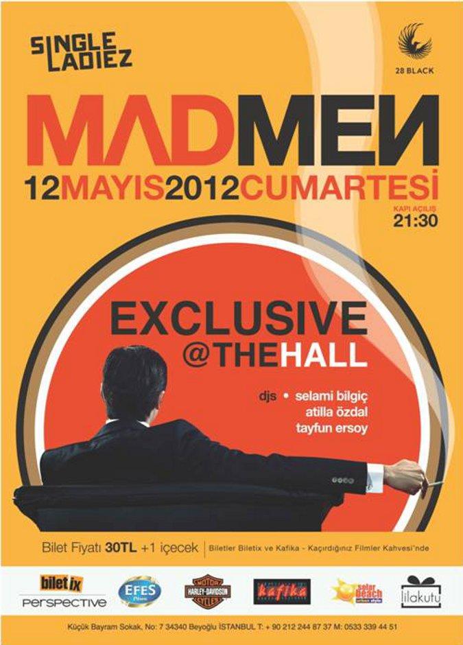 SingleLadiez Presents: Mad Men Night