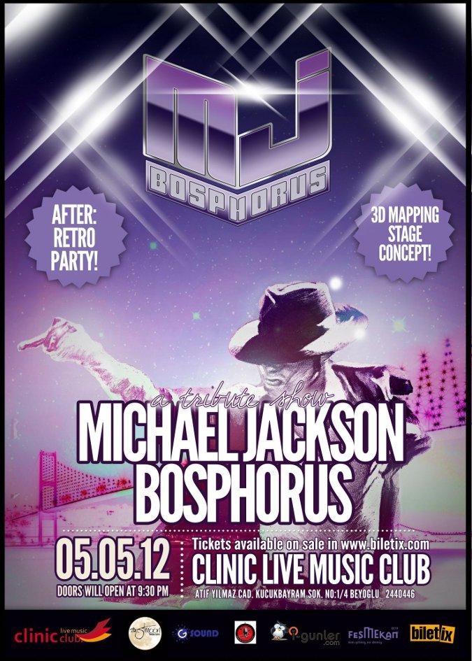 MJ Bosphorus 3D