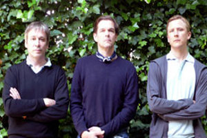 Nova Muzak Series - Moritz Von Oswald Trio