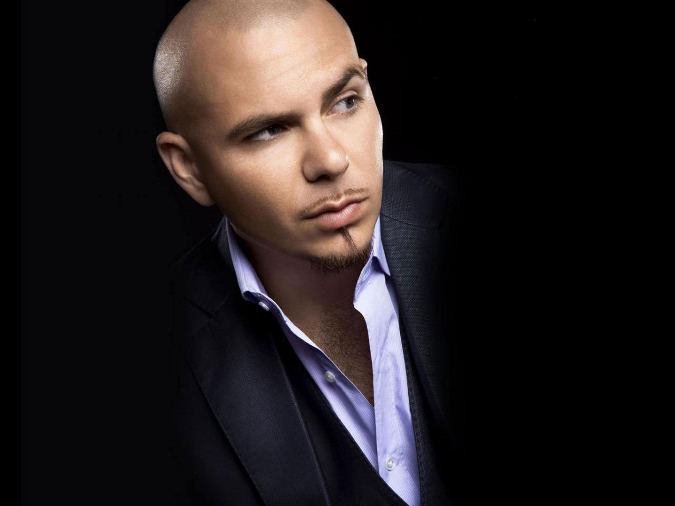 Olmeca Golden Nights presents Pitbull
