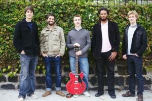 Quentin Angus Quintet