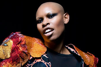 Skin From Skunk Anansie DJ Set