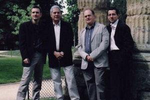 Spiral Quartet – Paristanbul
