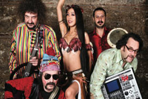 Tuborg Gold Presents: Baba Zula ve Murat Meriç ile Türk-İş Funk After Party
