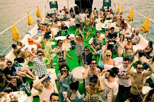 Tuborg Gold Presents Urban Bug Boat By Blow Vol.2