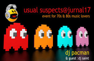 Usual Suspects: Event For 70's - 80's Music Lovers