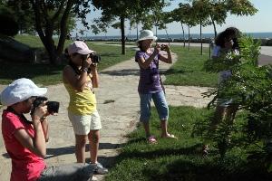 Çocuklar İçin Fotoğraf Atölyesi