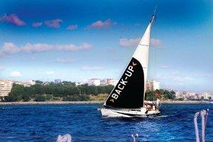 Deniz Sizi Çağırıyor Back-Up Üyelerine Yelken Keyfi