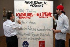 Kadir Has Üniversitesi Şehir Sanatları Akademisi