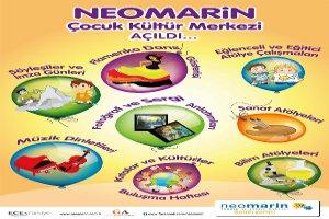 Neomarin Pendik Avm, Çocuk Kültür Merkezi'ni Açtı