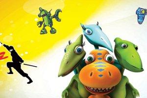 Torium Çocukları 23 Nisan'da Çizgi Film Kahramanı Yapıyor