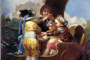 Arturo Ansón - Goya'nın Duvar Resimlerinde Çocuklar