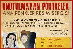 Ünlü Kadınlar Ataşehir'de Buluşuyor