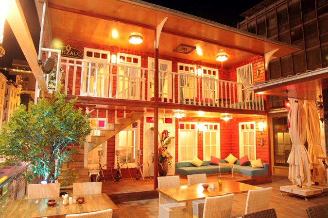 Şehzade Taksim Restaurant
