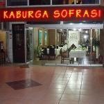 Kaburga Sofrası Restoran