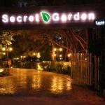 Mavi ile Yeşilin Buluştuğu Yer; Secret Garden