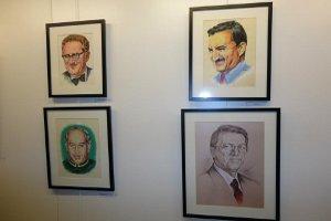 65. Sanat Yılında Üstat'tan Basında Portreler