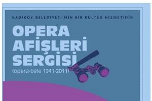 Opera Afişleri Sergisi