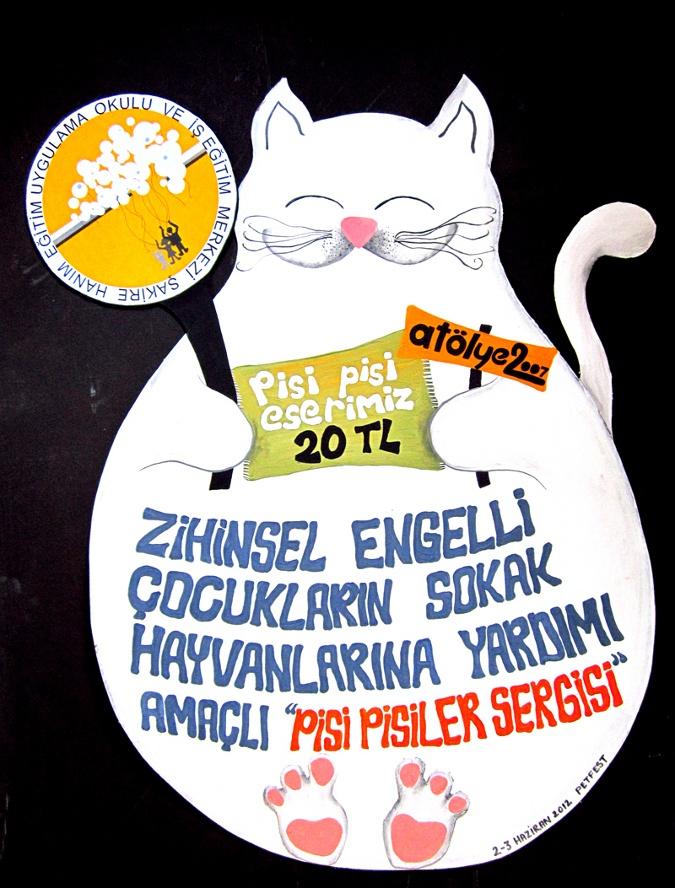 Atölye 2007 Öğrencileri - Pisi pisiler