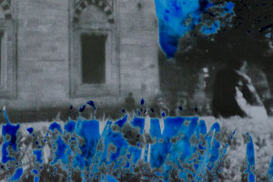 Brigitte Spiegeler - Byzantine Blue / Bizans Mavisi