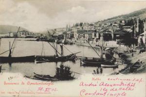 Halki'den Yansımalar… Kartpostallarda Ada Sergisi