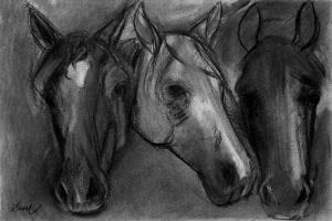 İsmail Avcı - 51. Sanat Yılı Resim Sergisi
