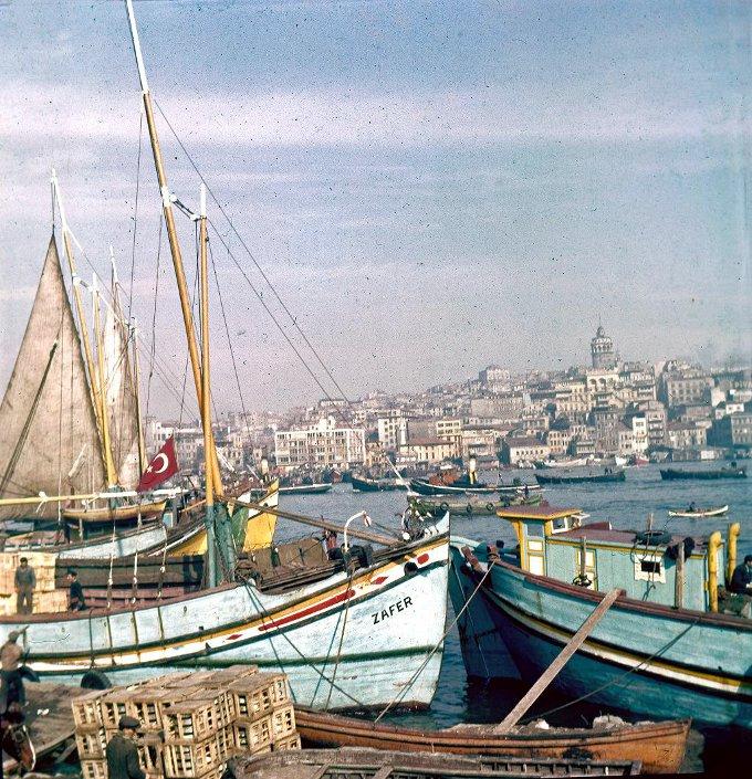 Kemal Baysal – Renkli İstanbul