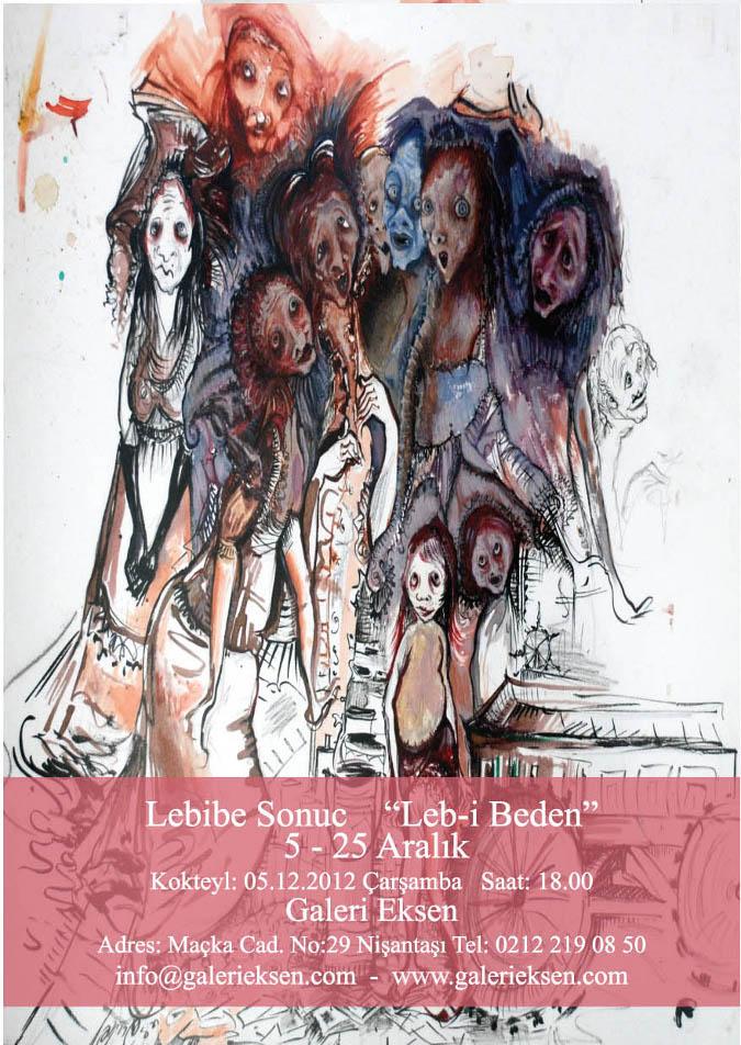 Lebibe Sonuc - Leb-İ Beden