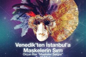 Orçun İlter - Venedik'ten İstanbul'a Maskelerin Sırrı