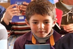 Okuma Sağanakları Çocuk Fotoğraf Sergisi