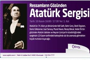 Ressamların Gözünden Atatürk
