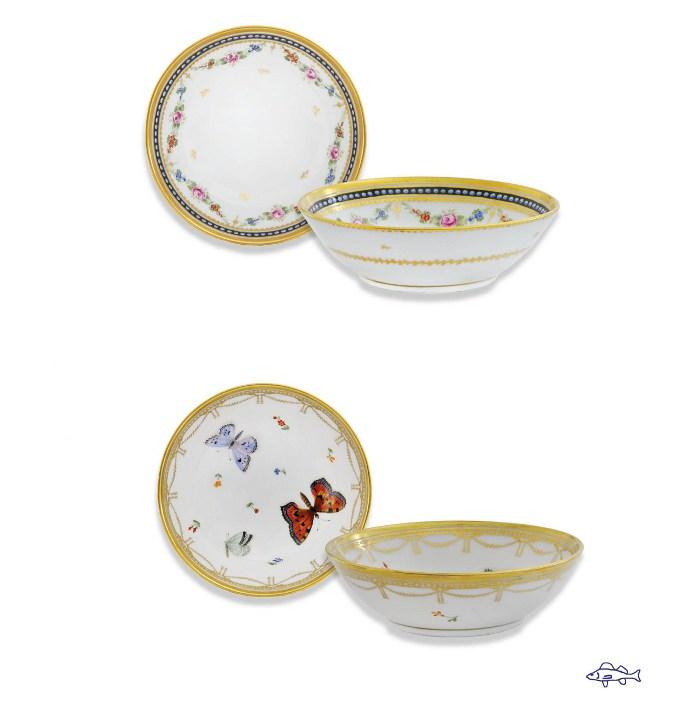 Ruth Benice - Nyon Porselenlerini Keşfetmek (1781-1813)