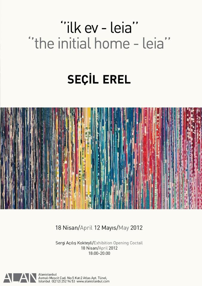Seçil Erel- İlk Ev - Leia