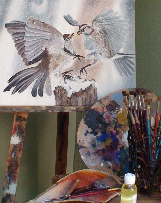 Songül Terlemez Phoenix-Anka Kuşu