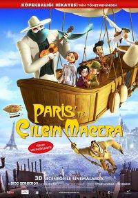 Paris`te Çılgın Macera