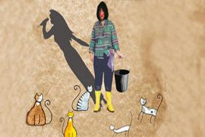 Balıkçı ve Pisiler - Çocuk Oyunu