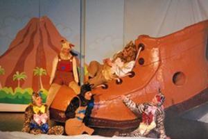 Çizmeden Kral Çıktı - Çocuk Oyunu