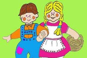 Hansel ile Gratel - Çocuk Oyunu