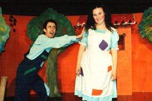 Hansel ve Gretel - Çocuk Oyunu