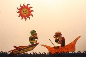 Karagöz Balıkçı - Çocuk Oyunu