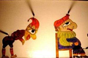Lahana Sarma - Gölge / Kukla - Çocuk Oyunu