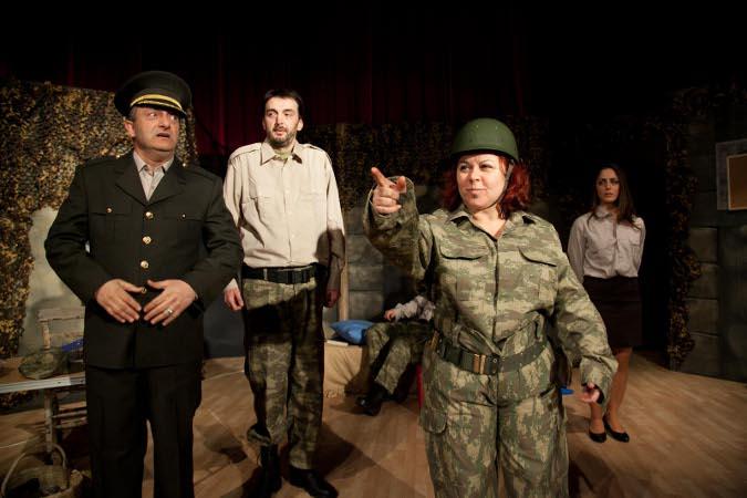 Atölye Tiyatrosu - Paşaların Paşası