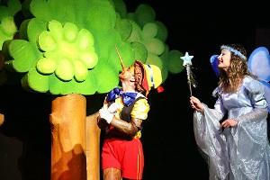 Pinokyo - Çocuk Oyunu