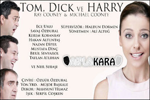 Tom, Dick ve Harry