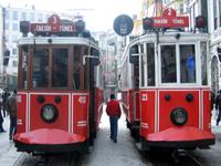 Taksim - Tünel Nostaljik Tramvay