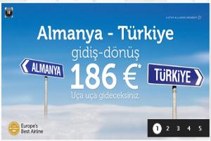 Almanya - Türkiye: Uça Uça Gideceksiniz