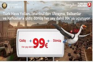 Balkanlar'a Özel Fiyatlar