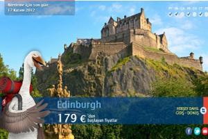 Edinburgh: Gizemin Doğduğu Yerde